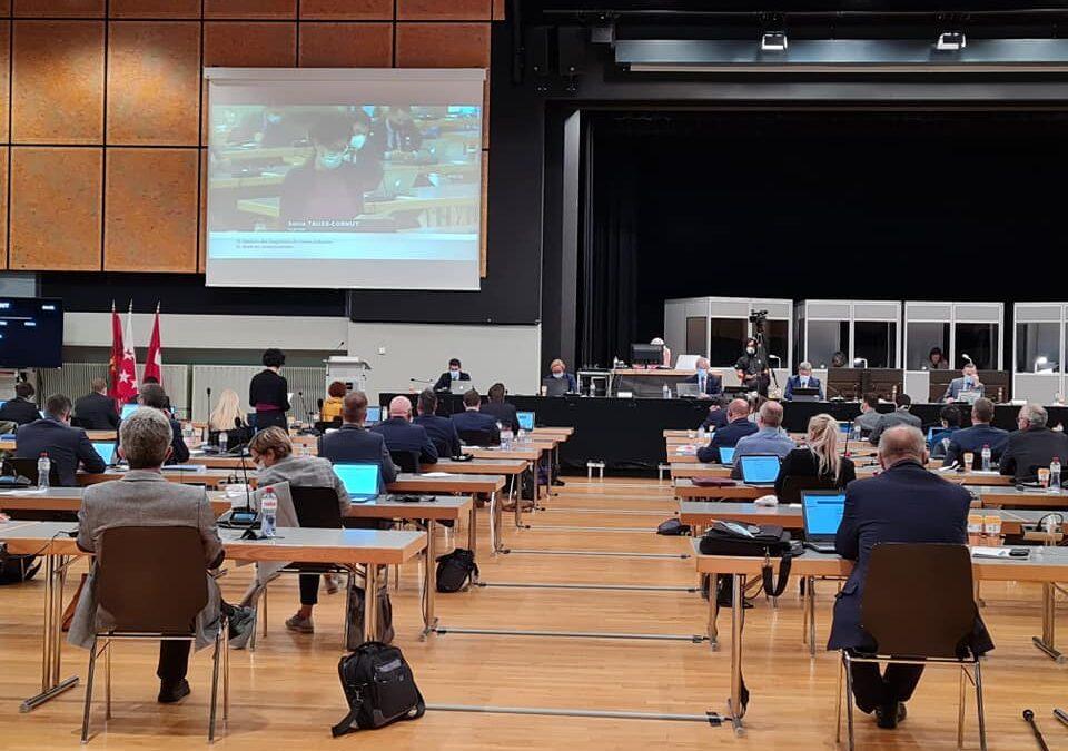 Bilan de session Juin 2021